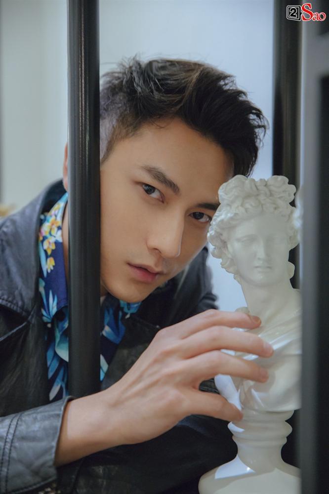 Dành cho hội mê trai đẹp: Bộ ảnh không photoshop chứng minh Isaac là nam thần hiếm hoi của làng giải trí Việt - Hình 6