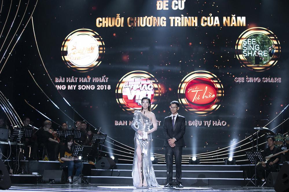 Hoa hậu Đỗ Mỹ Linh: Tôi không cố ý gọi Hà Anh Tuấn là nữ ca sĩ - Hình 1