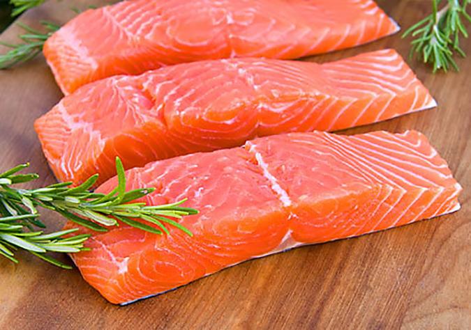 Hướng dẫn nấu cháo cá hồi thơm ngon, bổ dưỡng - Hình 1