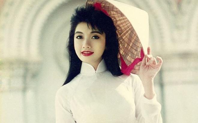 Nhan sắc thời đỉnh cao của Hoa hậu Lý Thu Thảo - Hình 1