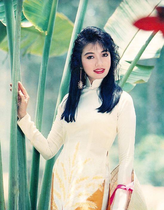 Nhan sắc thời đỉnh cao của Hoa hậu Lý Thu Thảo - Hình 5