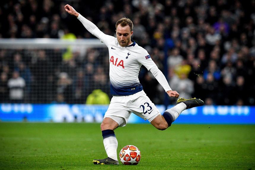 Son Heung-min nổi bật ở đội hình kết hợp Man City và Tottenham - Hình 8