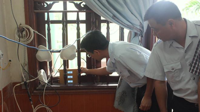 11 người Trung Quốc sử dụng máy kích sóng di động trái phép ở Quảng Ninh - Hình 1