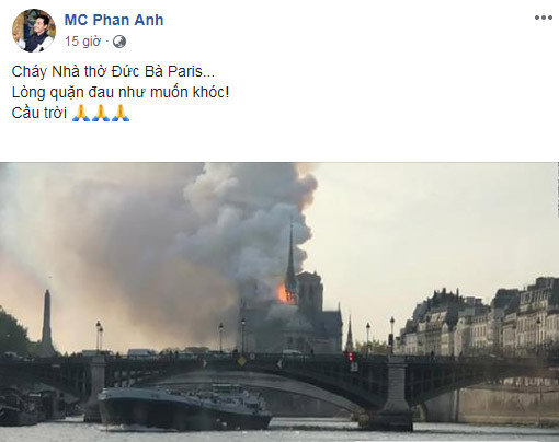 Á hậu Hoàng Oanh 'ngầm bên vực nam MC đình đám nhất nhì showbiz Việt sau khi bị netizen Việt lên án gay gắt? - Hình 1