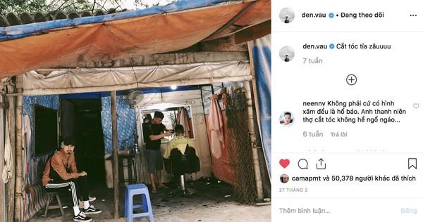 Có ai dùng Instagram như Đen Vâu, hết khoe giống lúa mới lại đăng tìm mua... áo thun - Hình 3