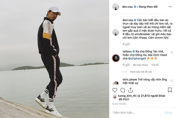 Có ai dùng Instagram như Đen Vâu, hết khoe giống lúa mới lại đăng tìm mua... áo thun - Hình 8