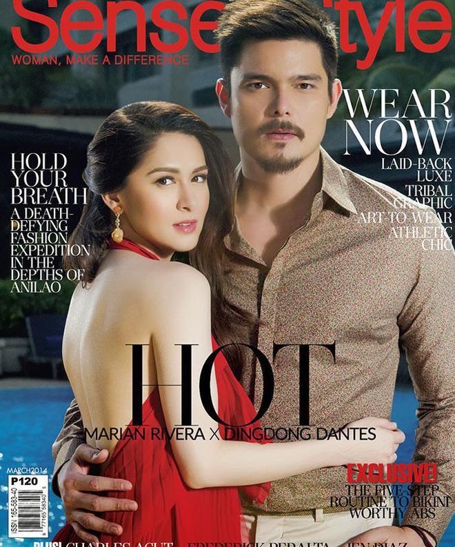 Cơn sốt vợ chồng mỹ nhân đẹp nhất Philippines: Yêu tựa phim, cưới như hoàng gia, 2 thiên thần nhỏ vừa ra đời đã quá nổi - Hình 1