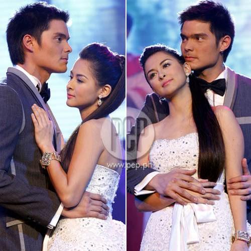 Cơn sốt vợ chồng mỹ nhân đẹp nhất Philippines: Yêu tựa phim, cưới như hoàng gia, 2 thiên thần nhỏ vừa ra đời đã quá nổi - Hình 5