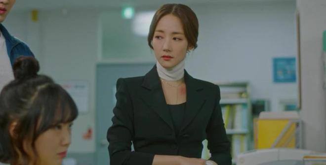 Đu idol lắm có ngày mất mạng, Park Min Young hết bị đâm tới bị bắn ở tập 3 Her Private Life - Hình 4