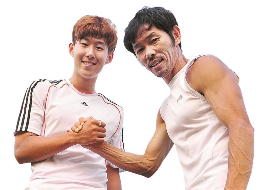 Giải mã nhân vật đứng sau thành công của Son Heung-min - Hình 1