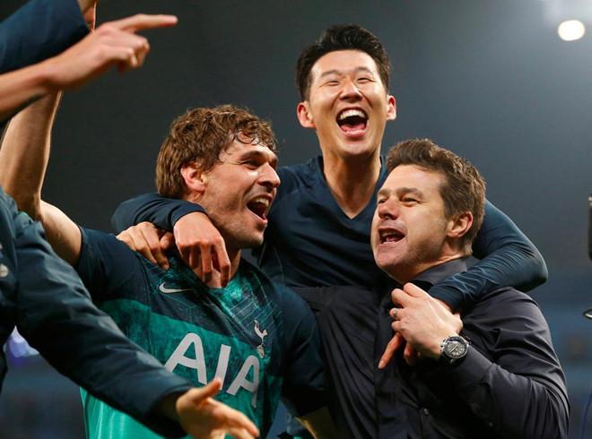 HLV Pochettino thừa nhận Tottenham đã sống lại từ cõi chết - Hình 1