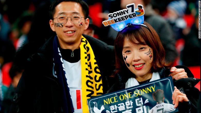Khi Park Ji-sung cũng chào thua Son Heung-min - Hình 2