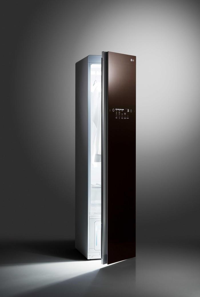 LG Styler tủ chăm sóc quần áo thông minh đầu tiên về Việt Nam giá 50 triệu - Hình 7