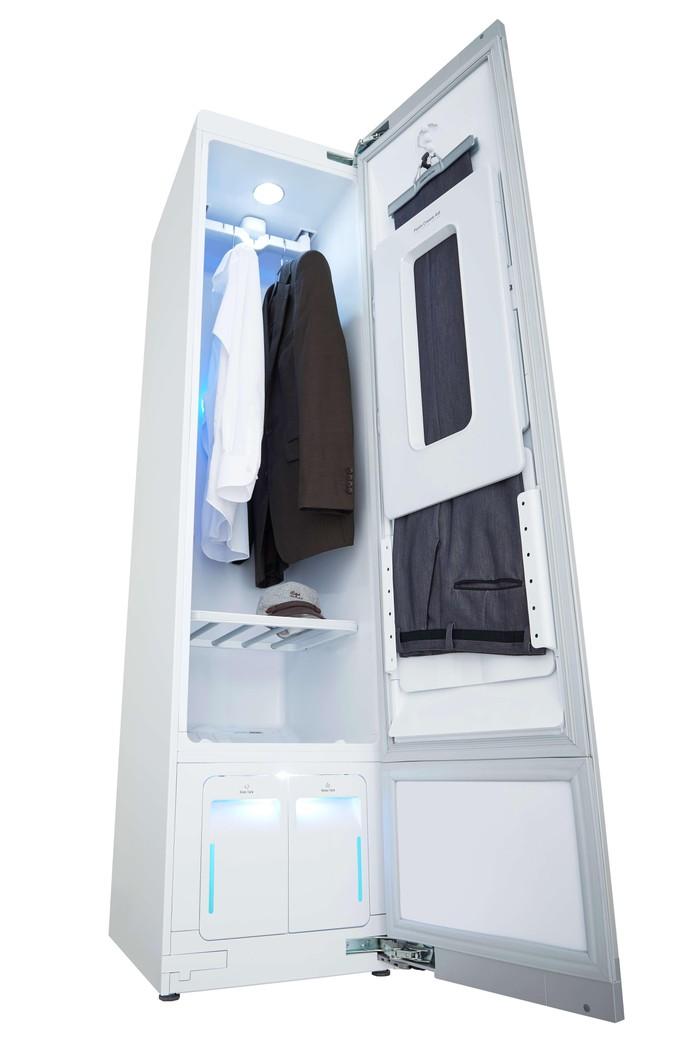 LG Styler tủ chăm sóc quần áo thông minh đầu tiên về Việt Nam giá 50 triệu - Hình 6