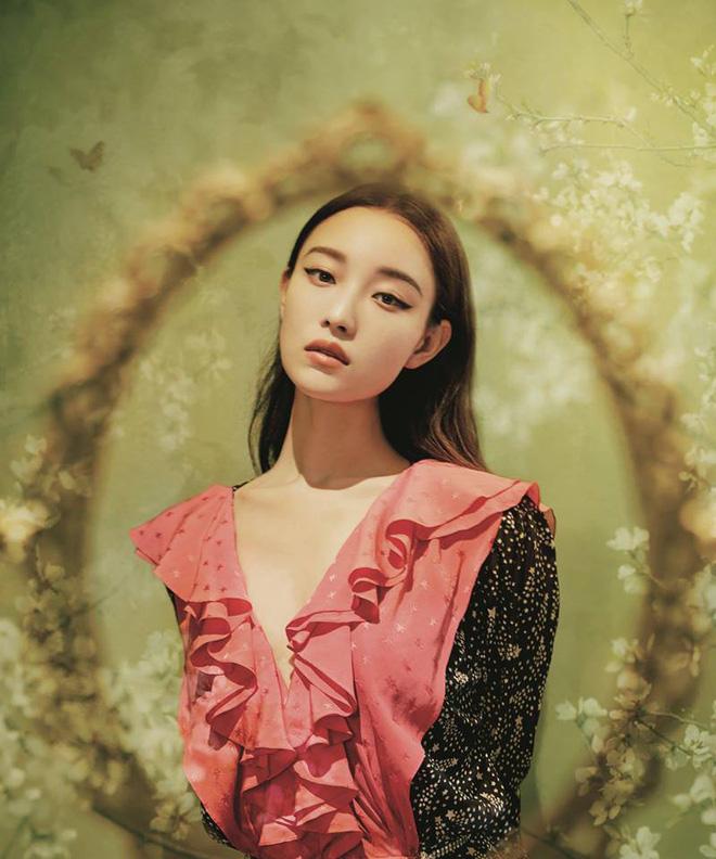 Mỹ nhân sở hữu gương mặt hoàn hảo nhất châu Á: Làm lu mờ Song Hye Kyo, khiến Jennie đội sổ nhưng có đẹp đến thế? - Hình 5