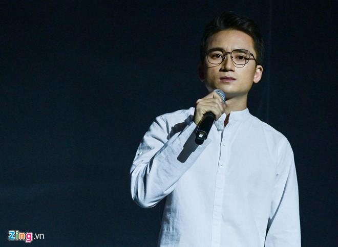 Phan Mạnh Quỳnh hát live da diết ca khúc về cuộc đời Hàn Mặc Tử - Hình 3