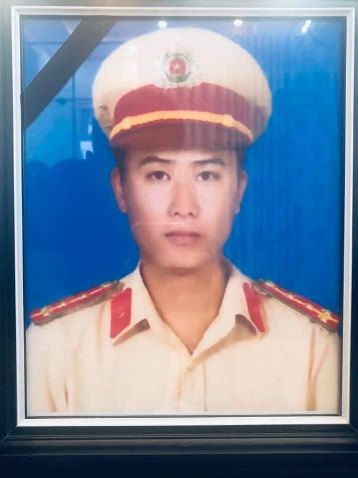 Tiễn biệt Đại úy CSGT Chu Quang Sáng! - Hình 2