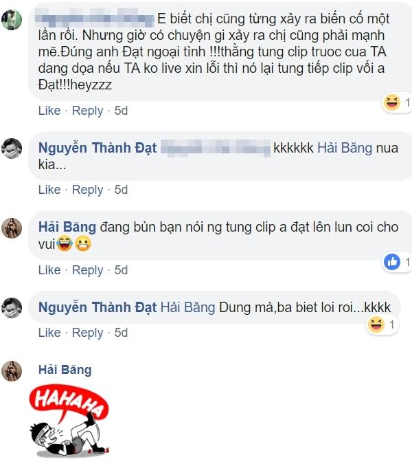 Chồng Hải Băng bị nghi ngờ có clip cùng hot girl Trâm Anh? - Hình 4