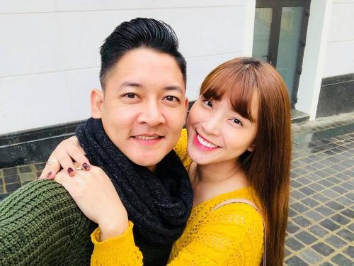 Chồng Hải Băng bị nghi ngờ có clip cùng hot girl Trâm Anh? - Hình 1