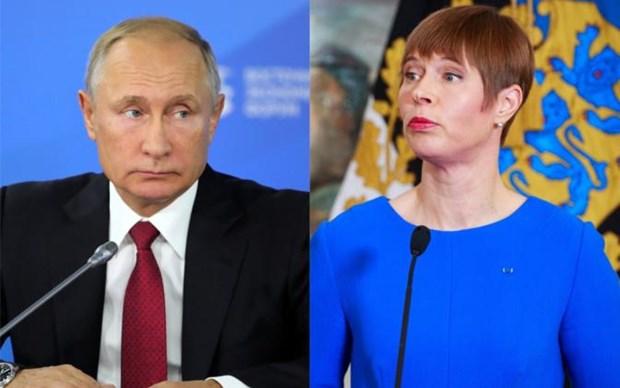 Dấu hiệu cải thiện trong quan hệ giữa Nga và Estonia - Hình 1