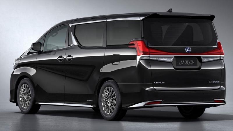 Lexus LM ra mắt minivan hạng sang với nội thất đẳng cấp - Hình 6