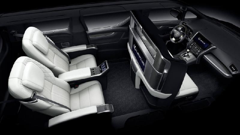 Lexus LM ra mắt minivan hạng sang với nội thất đẳng cấp - Hình 3