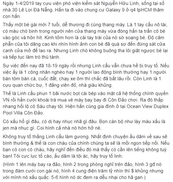 Ngày cuối khởi tố, ông Nguyễn Hữu Linh đi Côn Đảo nghỉ dưỡng vui vẻ cùng vợ khiến dân mạng phẫn nộ? - Hình 3