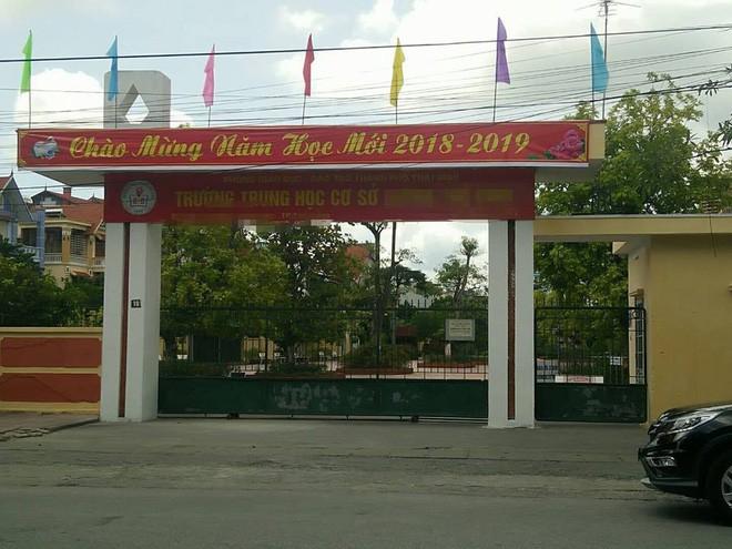 Thái Bình sẽ xử kín vụ cựu thượng tá công an dâm ô nữ sinh 14 tuổi - Hình 2