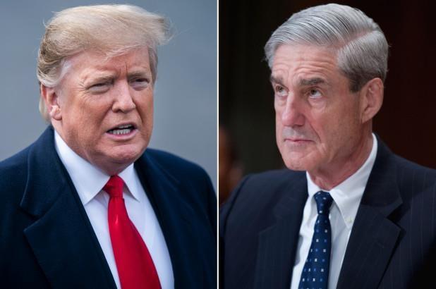 Tổng thống Trump đã không cản trở cuộc điều tra của ông Robert Mueller - Hình 1