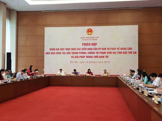 Ủy ban Tư pháp: Giải quyết chậm vụ Nguyễn Hữu Linh, trong khi vụ việc không phức tạp! - Hình 1