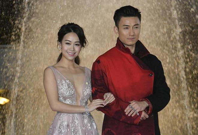 Á hậu Hong Kong trả giá đắt sau clip ôm hôn chồng diva Trịnh Tú Văn - Hình 2