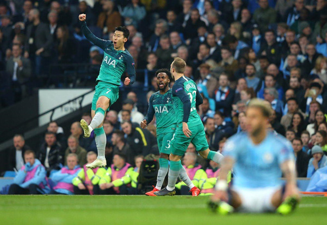 Berbatov: Tottenham có thể vô địch châu Âu nhờ Son Heung-min - Hình 1
