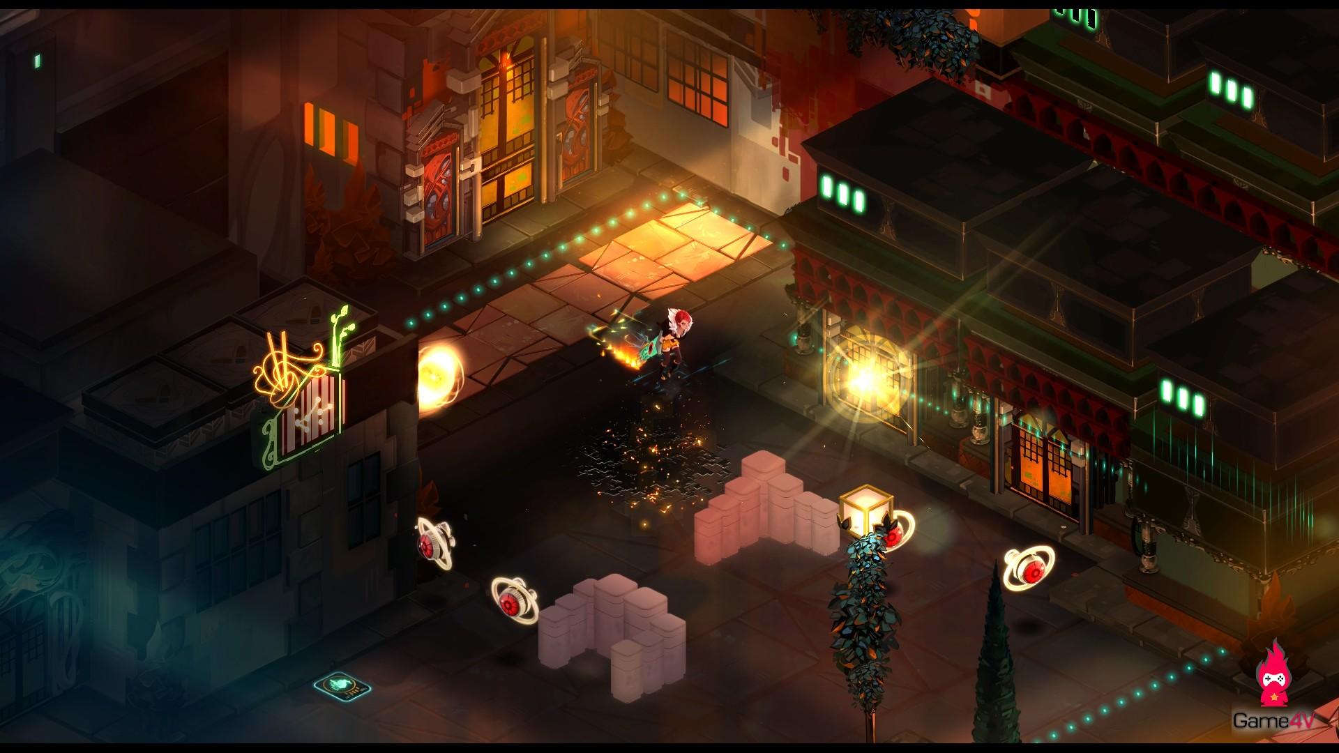 Hướng dẫn chi tiết nhận miễn phí tựa game nhập vai Indie hấp dẫn Transistor - Hình 5