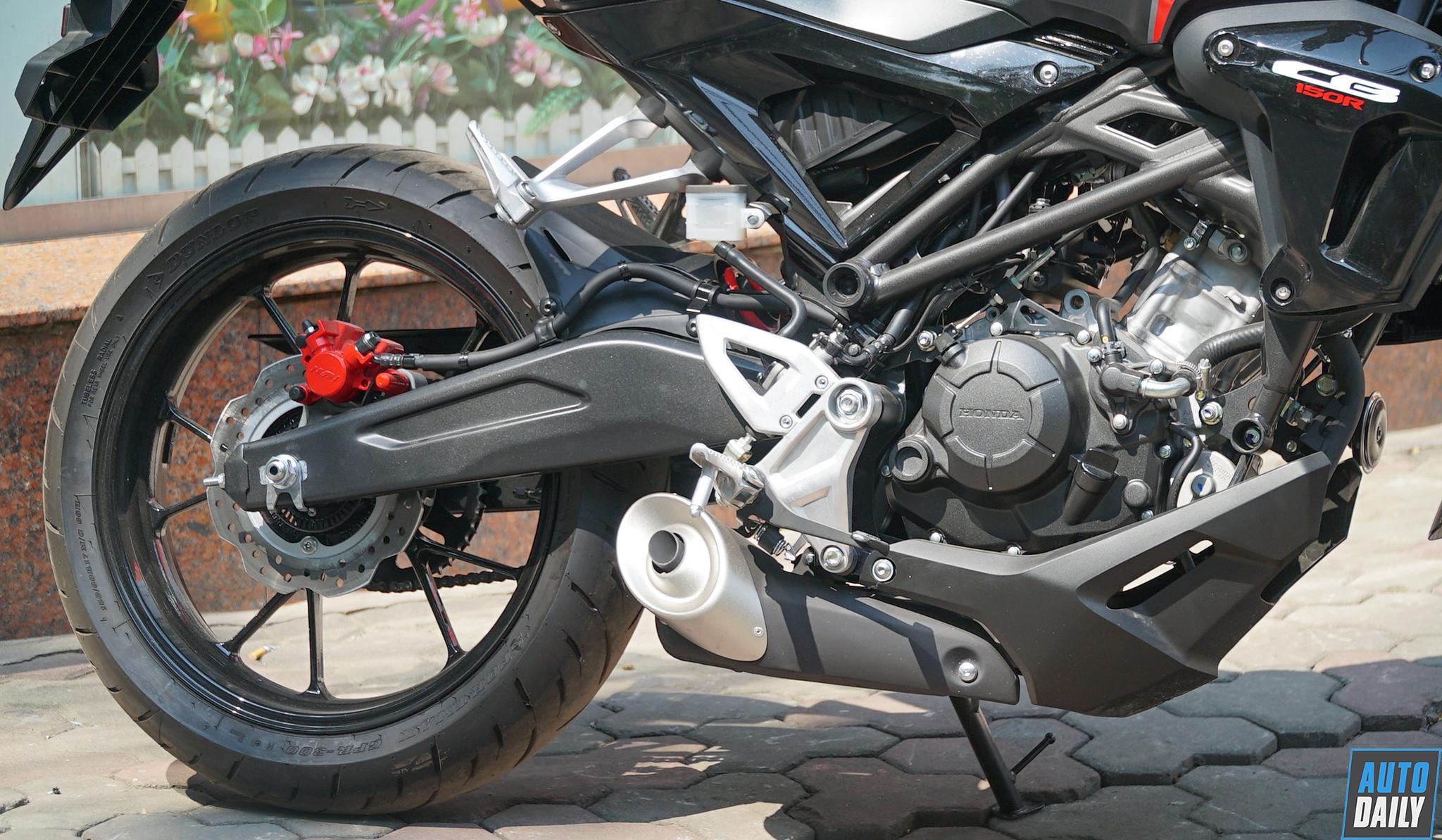 Ảnh chi tiết Honda Cb150R 2019 giá 105 triệu tại Hà Nội - Hình 20