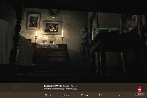 Capcom chơi trò úp mở về Resident Evil 3 Remake - Hình 2