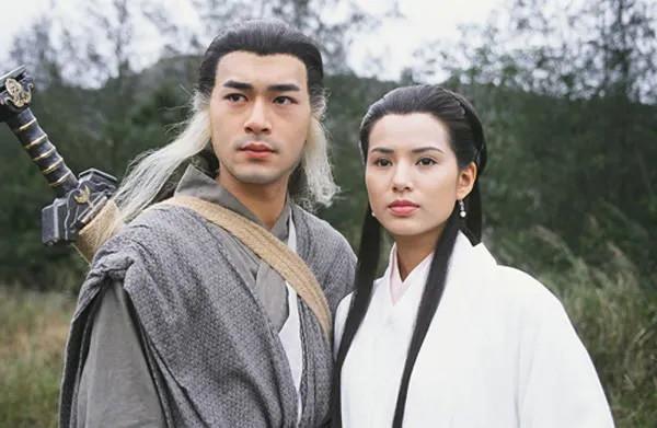 Cổ Thiên Lạc và Lý Nhược Đồng: Dương Quá và Cô Long đi vào huyền thoại vì quá đẹp nhưng nhan sắc đối nghịch tuổi xế chiều - Hình 1