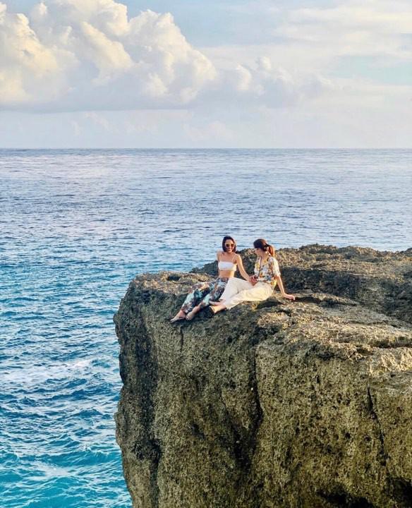 Kỳ Duyên diện đồ đôi, tổ chức sinh nhật bất ngờ cho Minh Triệu ở Bali - Hình 7