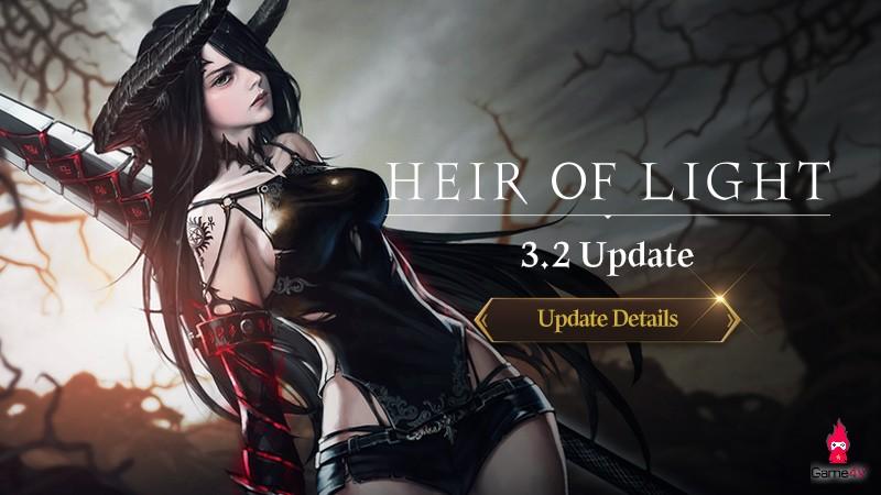 Heir of Light cập nhật khủng, tung ra nhân vật mới và cải tổ hàng loạt chế độ - Hình 1