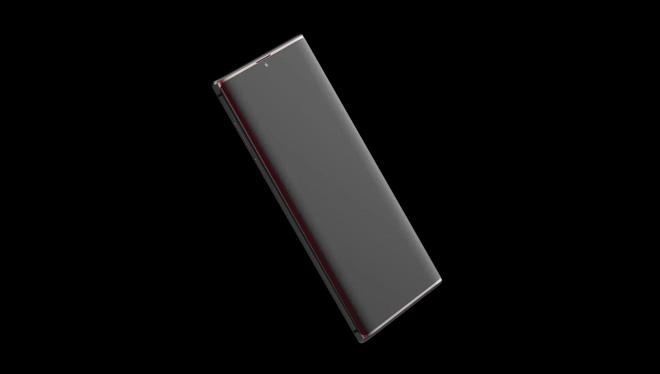 Ngắm concept Galaxy Note 10 với thiết kế màn hình Infinity-O hoàn hảo, 4 camera ở mặt lưng - Hình 1
