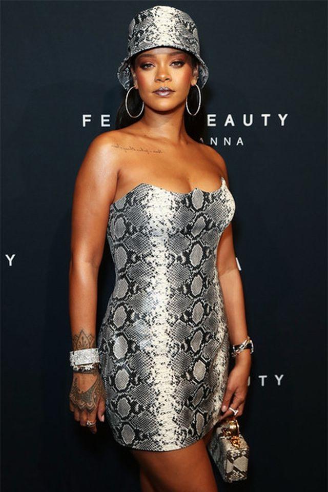Rihanna quyến rũ trên tạp chí Vogue - Hình 8