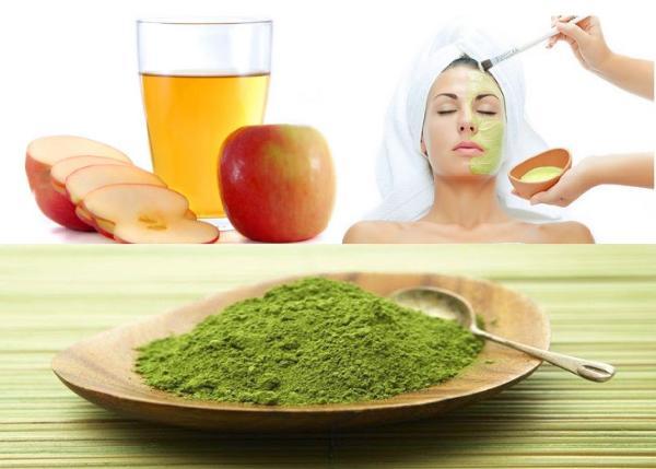Tận dụng bột trà xanh để chăm sóc làn da ngày càng mịn màng và khỏe mạnh - Hình 4
