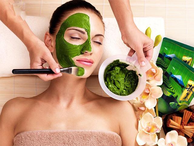 Tận dụng bột trà xanh để chăm sóc làn da ngày càng mịn màng và khỏe mạnh - Hình 1