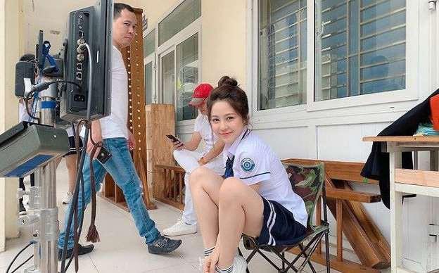 Vướng scandal clip nhạy cảm, Trâm Anh bị cắt vai diễn, gây thiệt hại 300 triệu đồng cho ca sĩ Nhật Thủy - Hình 2
