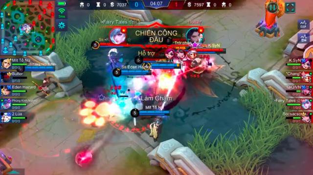 Mobile Legends: Bang Bang VNG - Phái đẹp chưa bao giờ là phái yếu - Hình 4