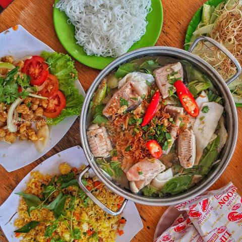 5 quán lẩu cá đuối bình dân ngon có tiếng tại phố biển Vũng Tàu - Hình 13