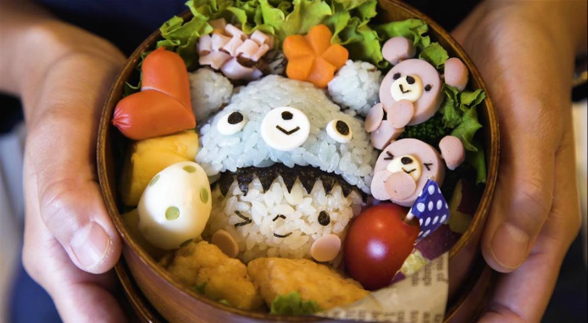 Ẩm thực Nhật Bản: khi sự đáng yêu cũng mài ra ăn được - Hình 2