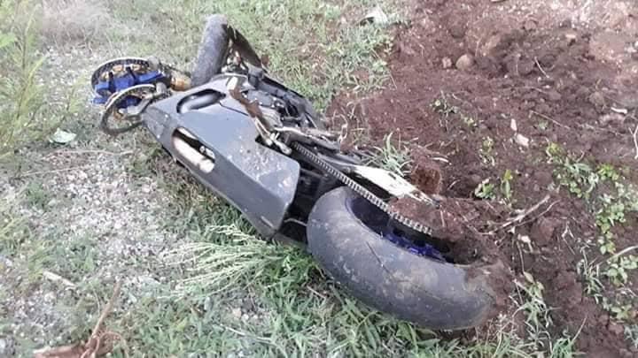 Biker tử vong tại chỗ khi gặp tai nạn với siêu mô tô hàng hiếm Yamaha R1M ở tốc độ 260 km/h - Hình 2