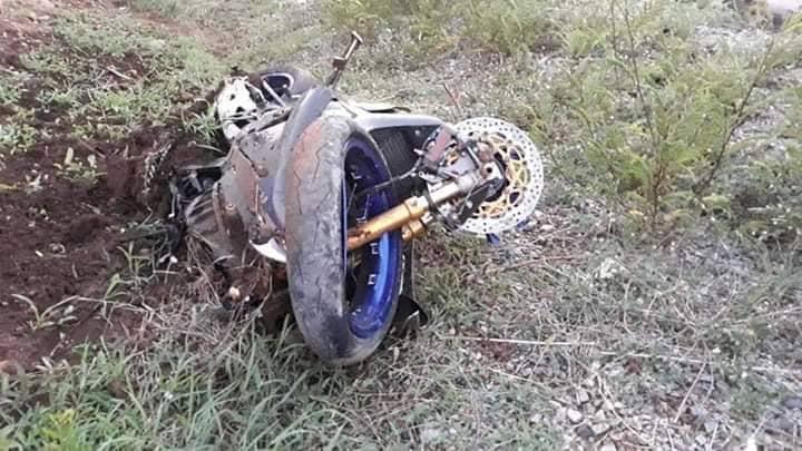 Biker tử vong tại chỗ khi gặp tai nạn với siêu mô tô hàng hiếm Yamaha R1M ở tốc độ 260 km/h - Hình 3
