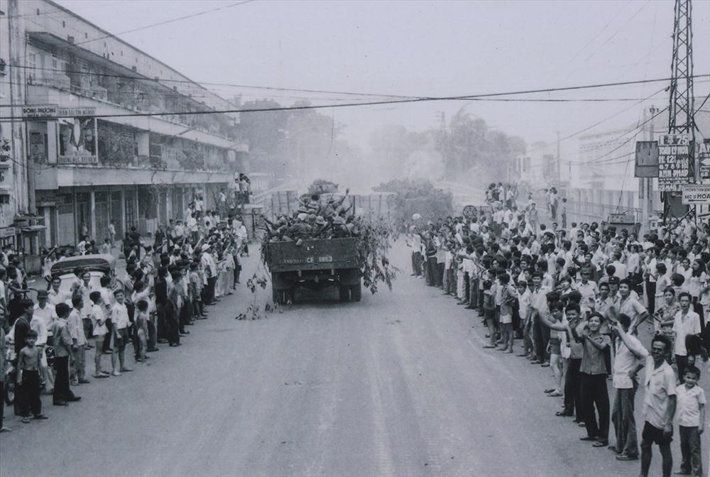 Cảm xúc vỡ òa ngày Sài Gòn giải phóng, thống nhất non sông năm xưa - Hình 5