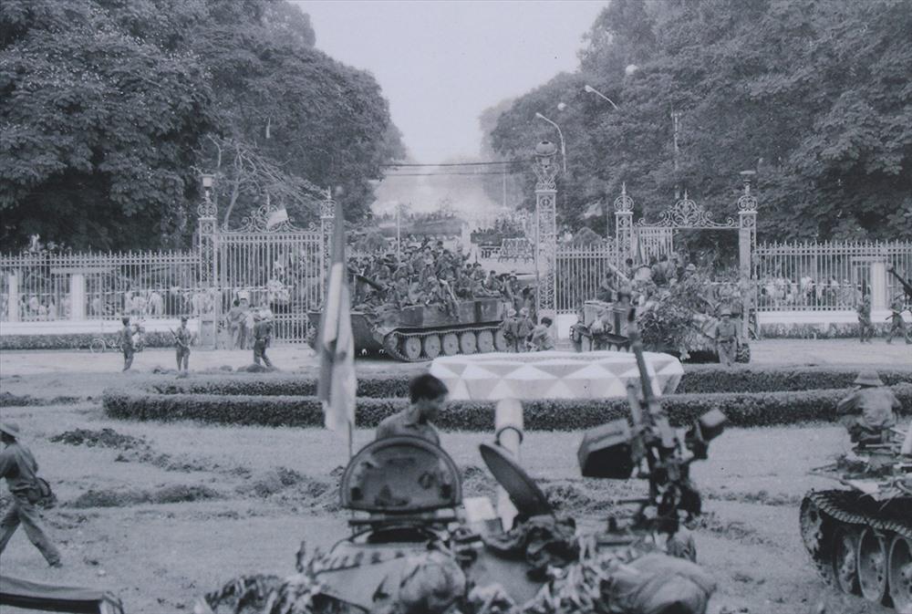 Cảm xúc vỡ òa ngày Sài Gòn giải phóng, thống nhất non sông năm xưa - Hình 1